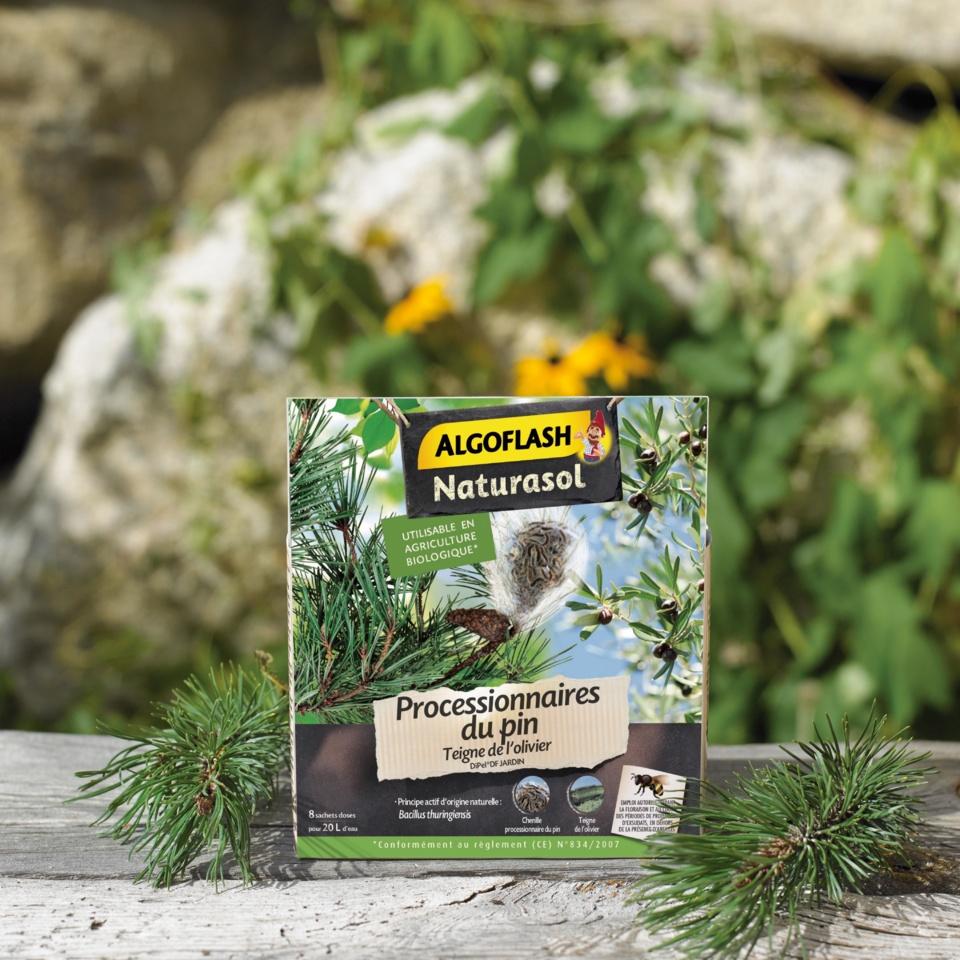 Nouvel insecticide biologique