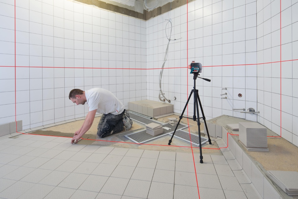 Nouveaux Lasers lignes GLL 3-80 C/CG Professional Bosch : Plus de visibilité, connectivité, flexibilité et fiabilité