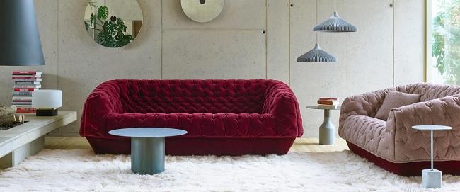 Gamme complète de meubles contemporains et design