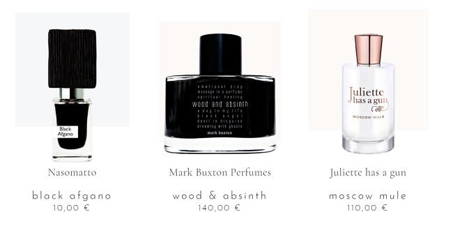 Trouver un parfum unique et original