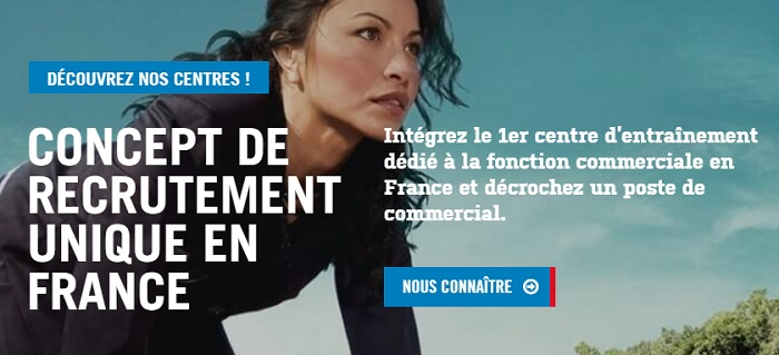 Formation intensive: devenir agent commercial