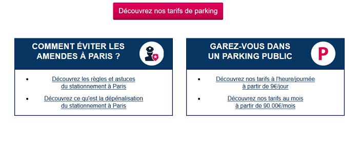 Tout savoir sur la carte de stationnement à Paris