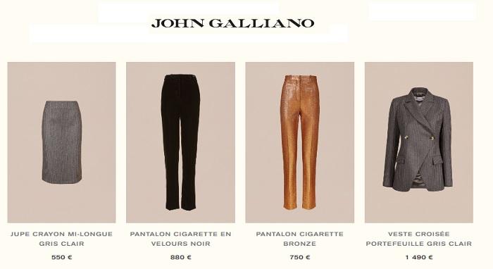 Mode femme: Nouvelle collection automne
