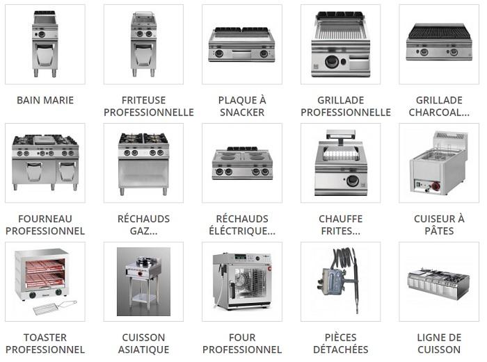 Matériel de cuisson pas cher: plaque Grillade professionnelle