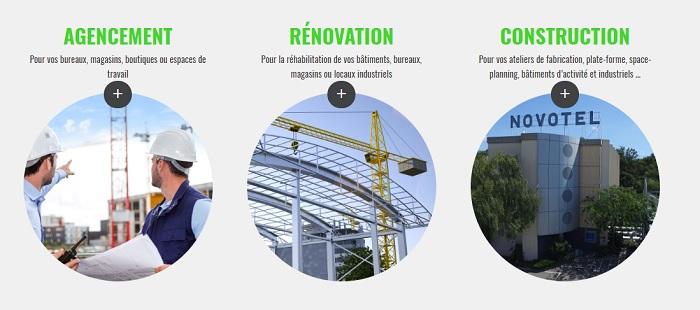 Bien choisir une société construction de locaux professionnels
