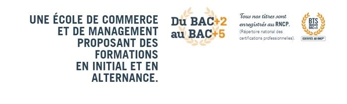 Ecole de commerce à Rennes: Du BTS au bachelor