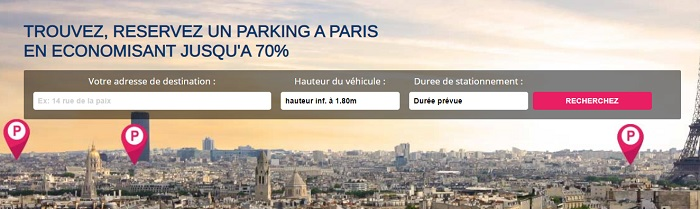 Bon plan parking paris