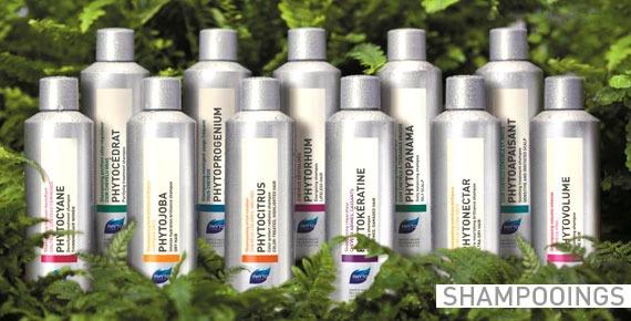 Le shampoing PHYTO, extrait de la nature !