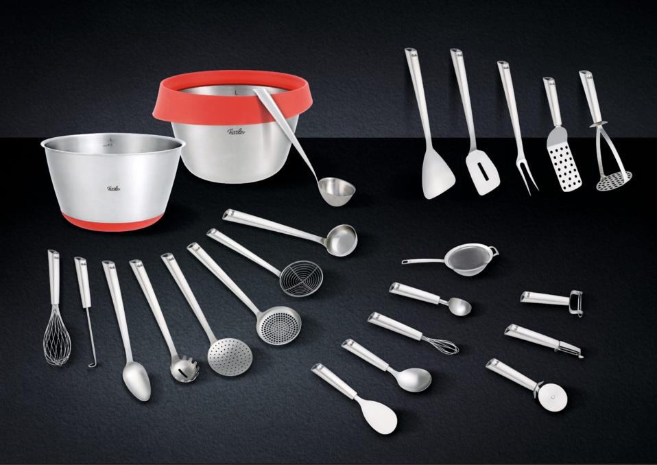 FISSLER - Q ! : la nouvelle collection d'accessoires de cuisson