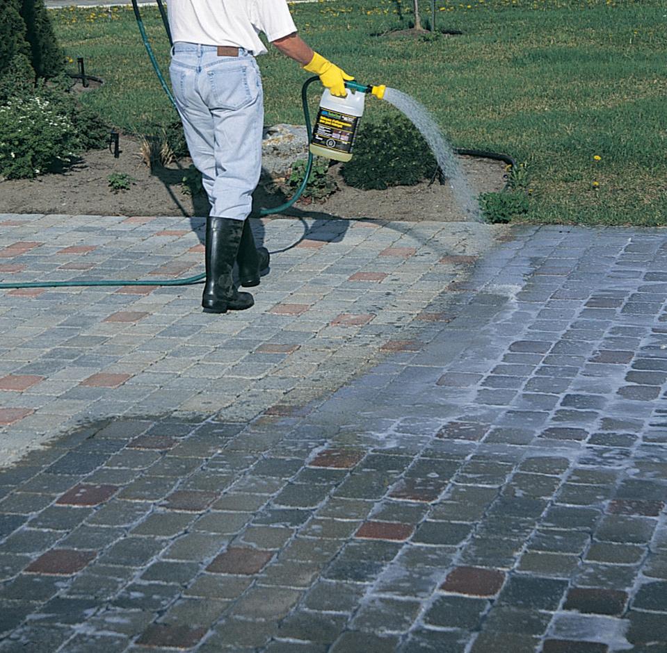 TECHNISEAL ProSeries - Une gamme complète pour le nettoyage et l'entretien des surfaces extérieures