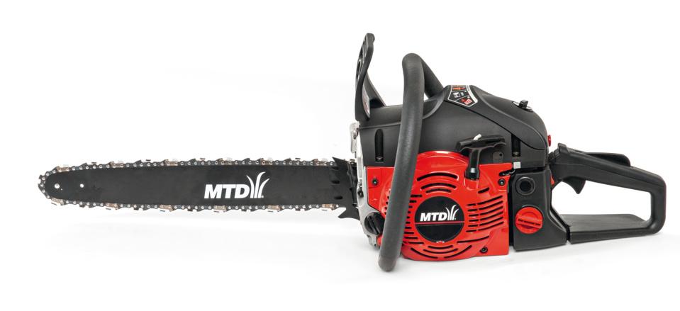 Tronçonneuses et fendeur de bûches - Toute l'expertise MTD au service de la coupe et de la fente du bois