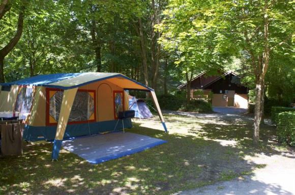 Les campings ont le vent en poupe en France