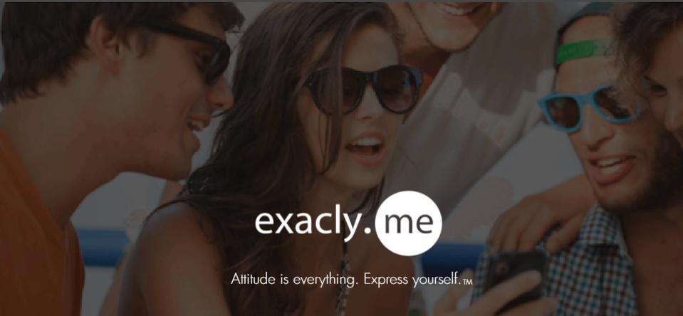 Exacly.me, la première appli pour partager vos goûts et vos dégoûts avec des photos