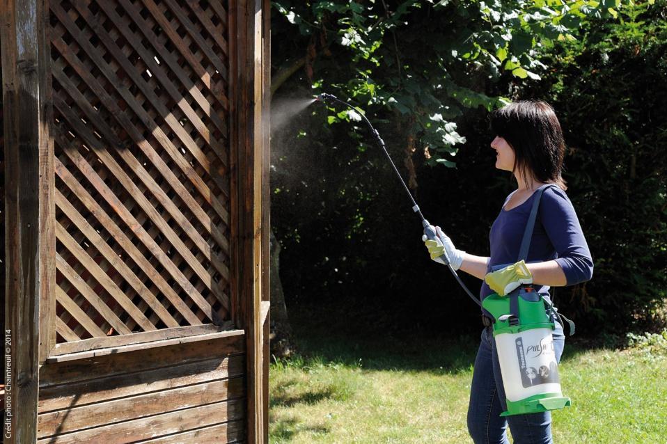 TECNOMA - NEWSLETTER 2016 - Au jardin comme à la maison...