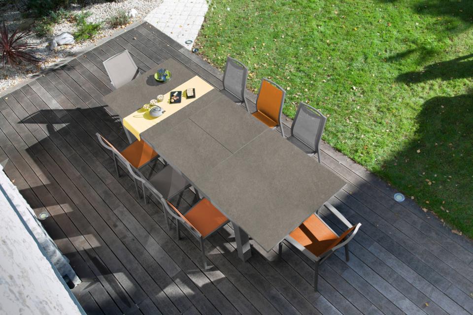 Nouvelles tables avec plateaux HPL Trespa® - L'élégance durable