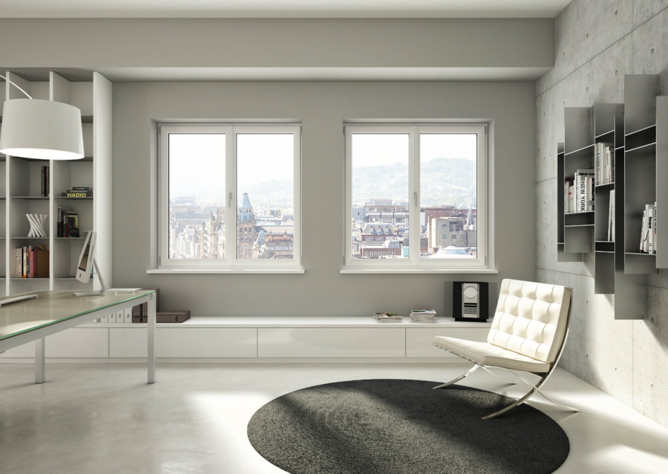Nouvelle fenêtre Charme Mini OKNOPLAST