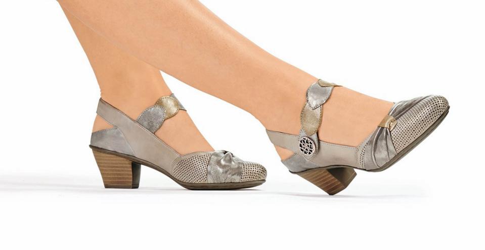 c376372718a1d4 Nouvelle collection Femmes Printemps/Été 2016 RIEKER - Bien dans ses  chaussures, bien dans son style