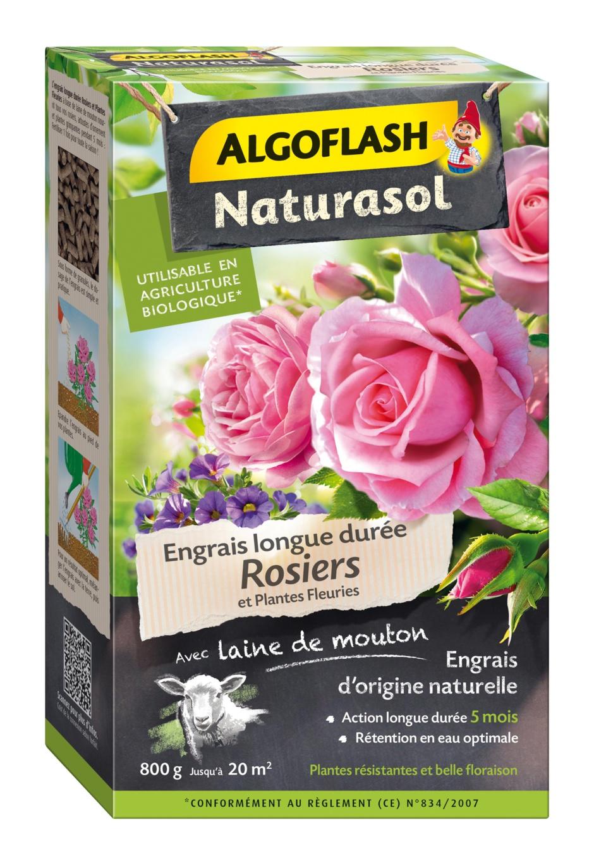 NOUVEAUTÉS ALGOFLASH NATURASOL - Pour des jardins fleuris, parfumés, et hauts en couleur