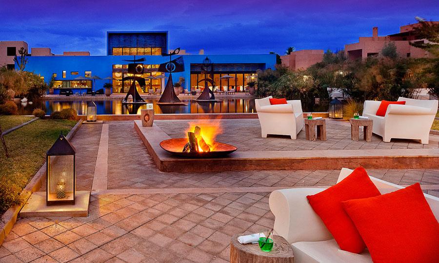 Faites place à la magnificence à Al Maaden hôtel !