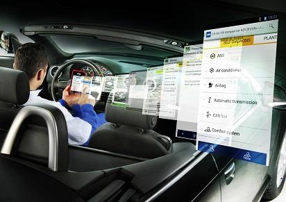 TEXA en tête de la course aux technologies pour voitures connectées avec Interoute