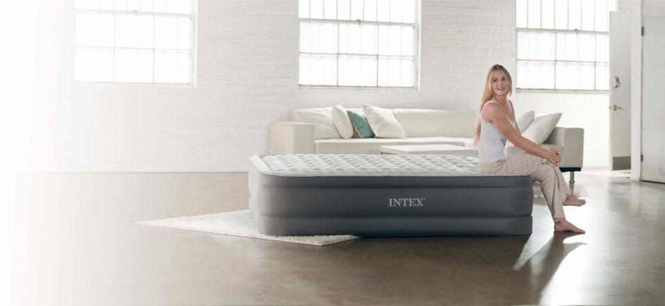 MATELAS PREM'AIR - Une nouvelle technologie pour un couchage d'appoint tout confort