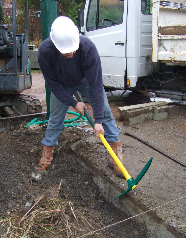 Une gamme d'outils incontournables pour les travaux de terrassement et de VRD