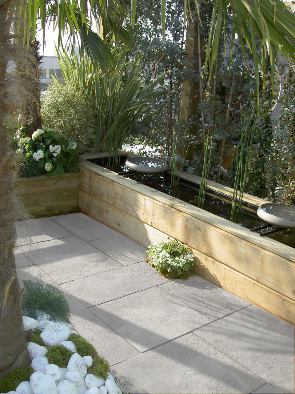 L'eau, point de mire des variations BRADSTONE