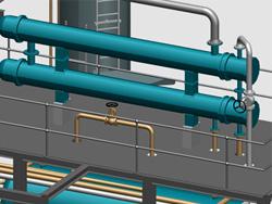 Conception intégrée d'installations industrielles avec MPDS4