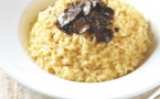 Oliviers&Co. vous propose sa recette d'octobre : Risotto à la crème au parmesan & à la truffe d'été