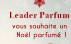 Succombez à un parfum pas cher pour Noël avec Leader Parfum !