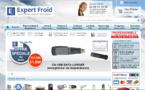 EXPERT-FROID.FR : votre boutique en ligne spécialisée dans la vente de pièces détachées pour le froid.