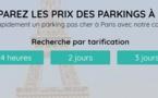 Comparez & Réservez votre parking à Paris