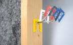 EDMA OUTILLAGE - SYSTÈMES DE CALAGE POUR UNE MISE À NIVEAU PRÉCISE ET RAPIDE - Cales plates, cales fourchettes, cales crantées et plots COMBI