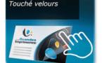 Un panel d'outils et d'options pour l'impression en ligne de cartes de visite