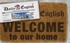 Nouveau : Weekend  en immersion anglaise avec Daily English