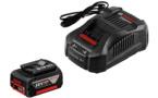 Le plus rapide de la catégorie 18 Volts : Chargeur Bosch GAL 3680 CV Professional - Permet aux outils sans-fil d'être plus rapidement prêts à l'emploi