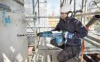 Parfaits pour les travaux de perforation lourds - Les perforateurs professionnels hautes performances Bosch