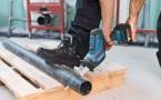 Un nouvel outil puissant et compact dans la gamme 18 V : La scie GSA 18 V-LI C Professional Bosch